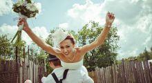 Шары на выкуп на свадьбу