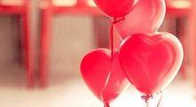 Недорогие воздушные шары на свадьбу