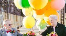 Шары на юбилей свадьбы