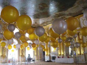 большие воздушные шарики на свадьбу купить
