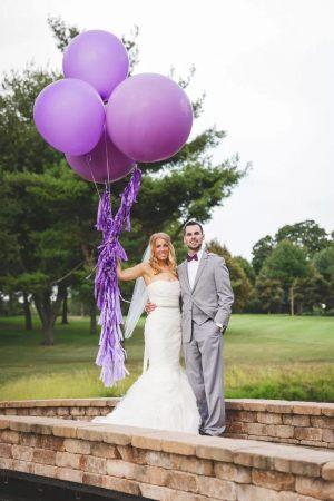 большие воздушные шары на свадьбу купить