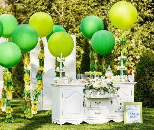 большие шарики на свадьбу купить