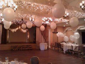 большие шары на свадьбу в Москве