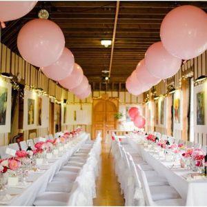 большие гелиевые шары на свадьбу в Москве