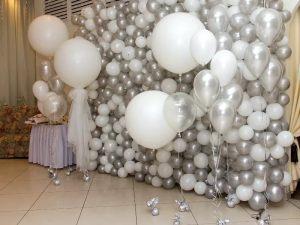 большие шары на свадьбу купить
