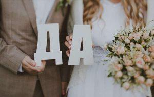 Буквы из дерева на свадьбу