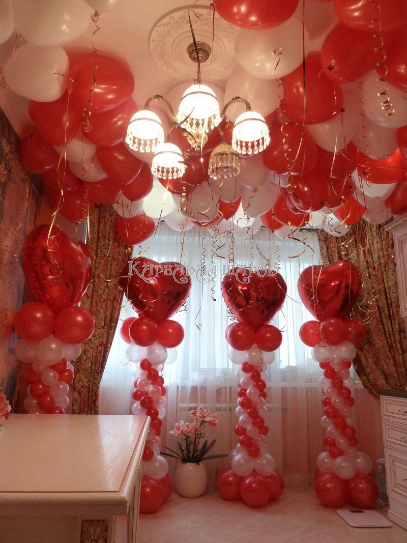 украшение комната невесты