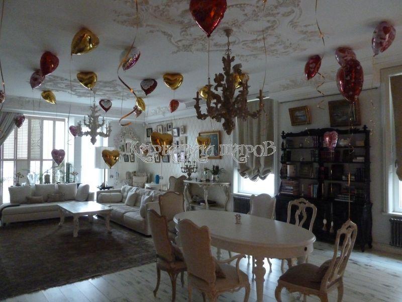 украсить комнату невесты на свадьбу
