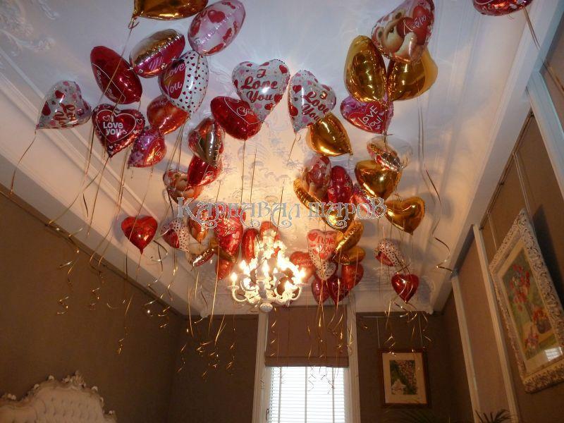 Украшение комнаты невесты для выкупа