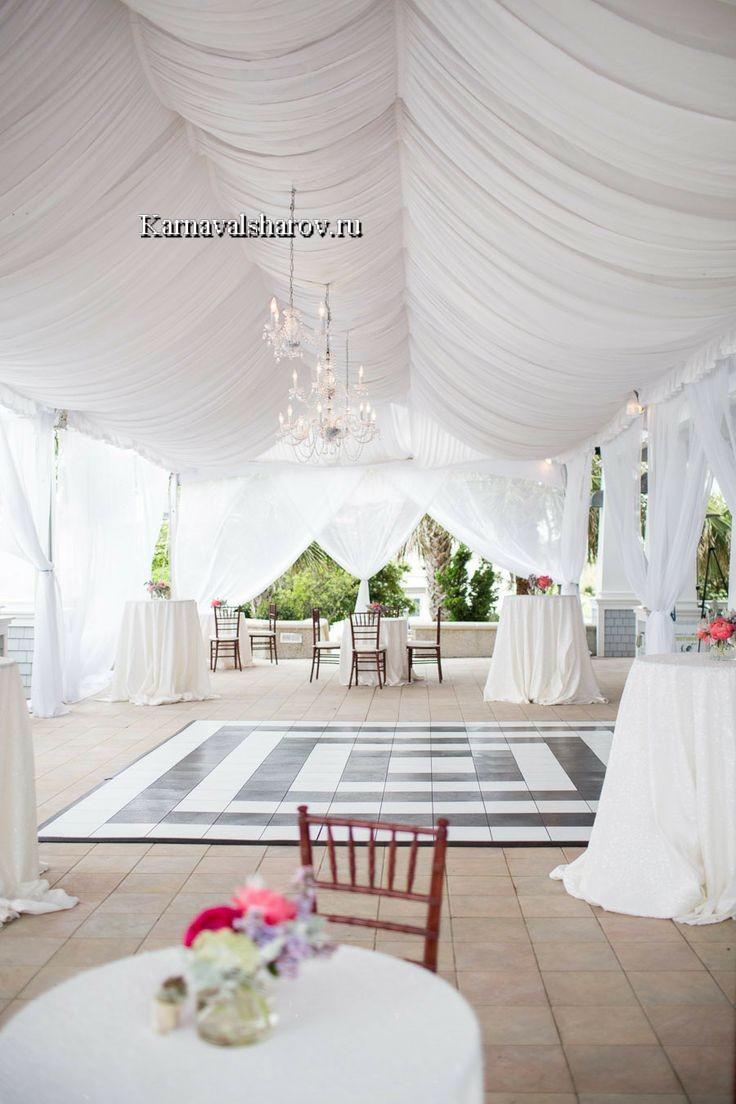 шатер для свадьбы химки