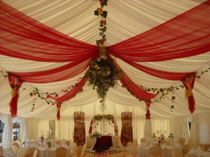 шатер в царицыно свадьба