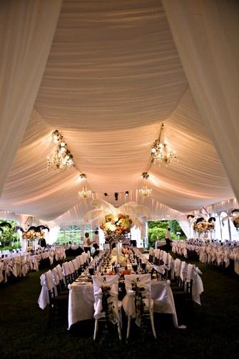 свадьба в кусково шатер цена