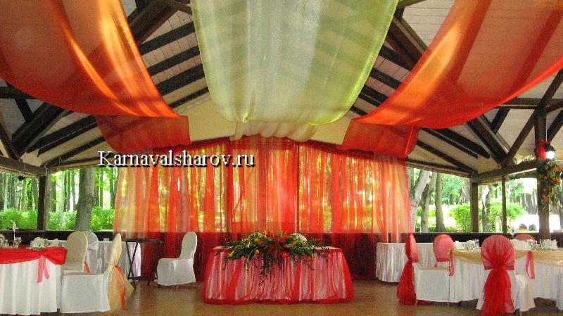 свадьба в коломенском шатер цена