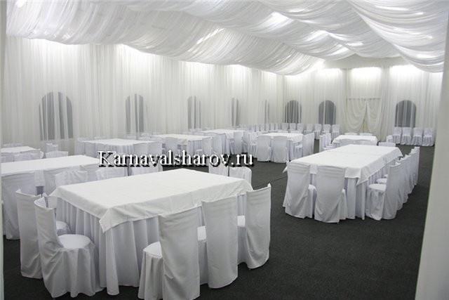 свадьба в коломенском отзывы шатер