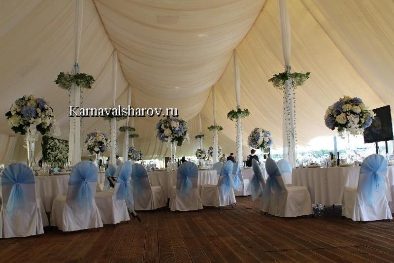 свадебный шатер усадьба