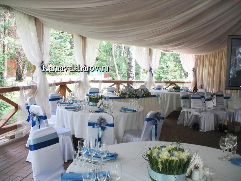 свадебные шатры серебряный бор