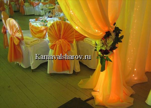 пироговское водохранилище свадьба шатер