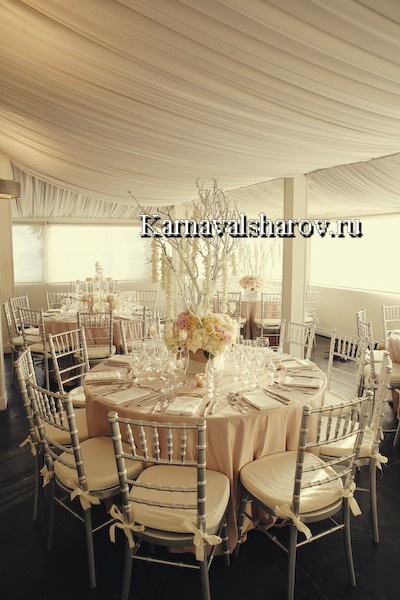 летний шатер для свадьбы
