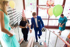 Оформление выкупа шарами