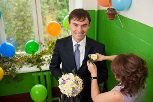 Шарики на выкуп невесты