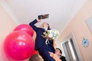 Шары на выкуп невесты