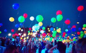 светящиеся шары недорого
