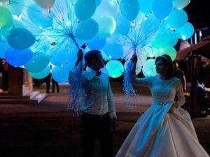 светящиеся воздушные шары недорого цены