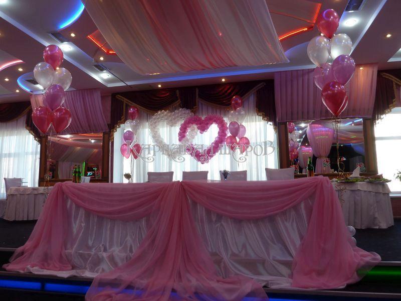 Декор ресторана на свадьбу цены