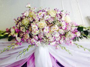 Декор свадебного зала бюджетно