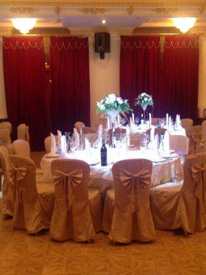 Оформление свадебного зала фото и цены